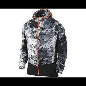 Nike Men's Printed Trail Kiger Jacket